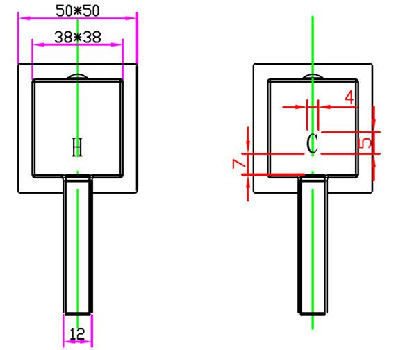 Technical drawing QS-V30433 / AR/187/C