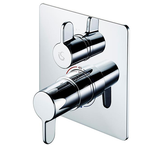 Ideal Standard Freedom Built-In Thermostatic Shower Mixer Valve