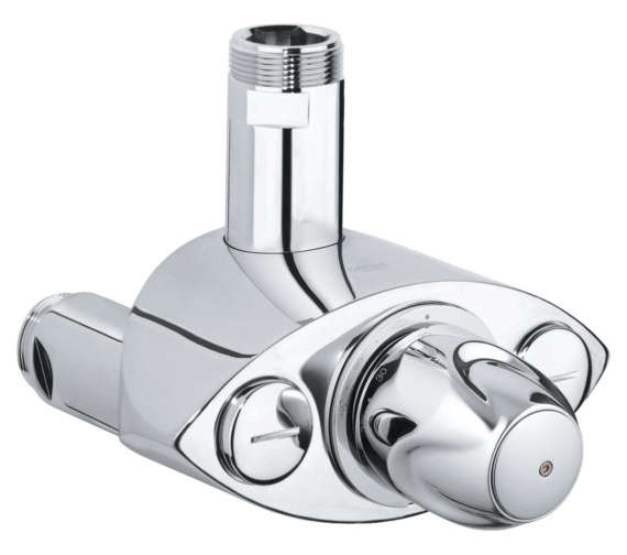 Grohe Grohtherm XL Thermostat Shower Mixer Valve Chrome