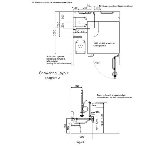 Technical drawing QS-V7779 / DOCM-S W