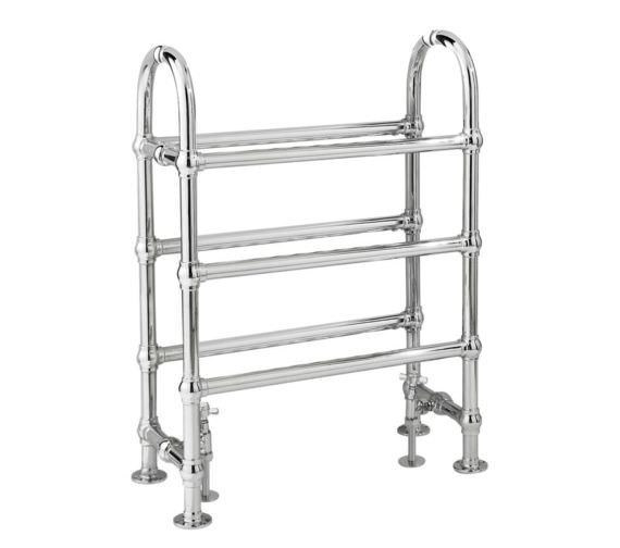 Hudson Reed Adelaide 685 x 780mm Chrome Heated Towel Rail