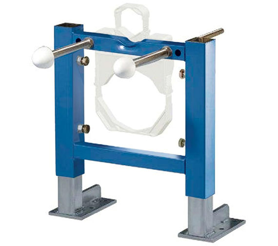 Nuie Premier Standard Low Height Wall Hung WC Frame