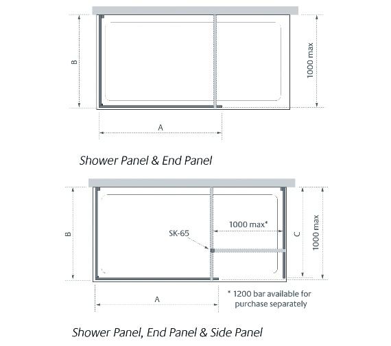 Technical drawing QS-V83884 / LK815-095S