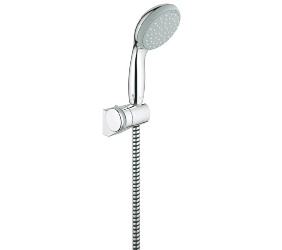 Grohe New Tempesta 2 Spray Handset With Wall Holder