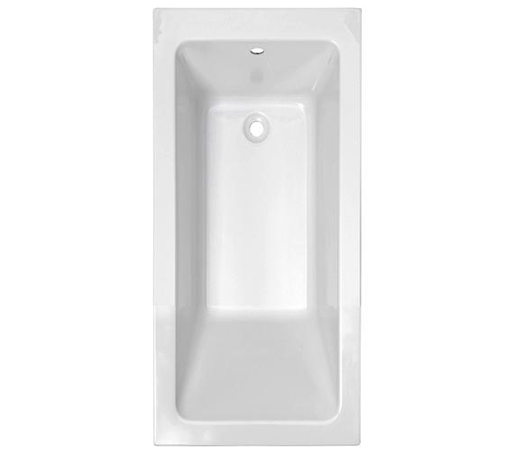 Pura Bloque 1500 x 700mm Single Ended Bath
