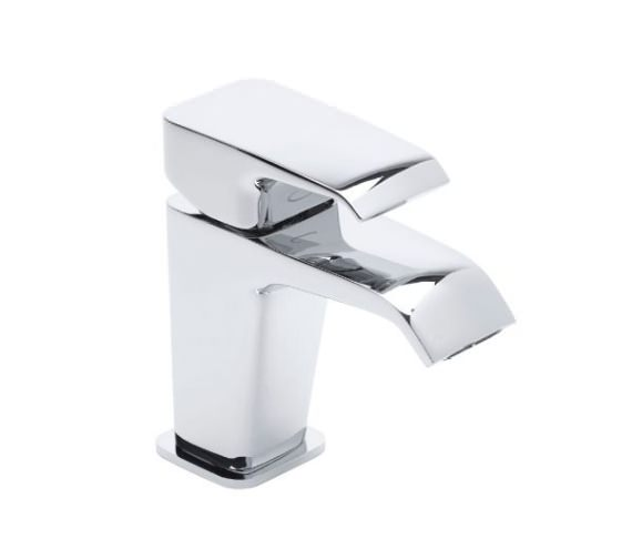 Tavistock Adapt Basin Mixer Tap With Click Waste