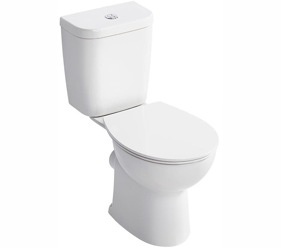 Armitage Shanks Sandringham 21 Smooth Close Coupled WC Pan 685mm