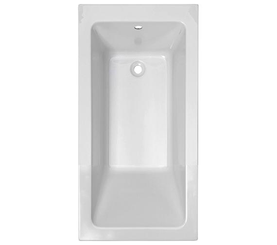 Pura Bloque 1400 x 700mm Single Ended Bath