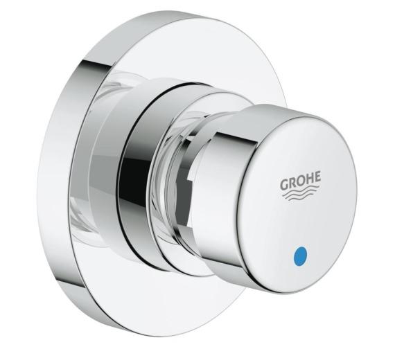Grohe Euroeco Half Inch Cosmopolitan T Self-Closing Shower Valve
