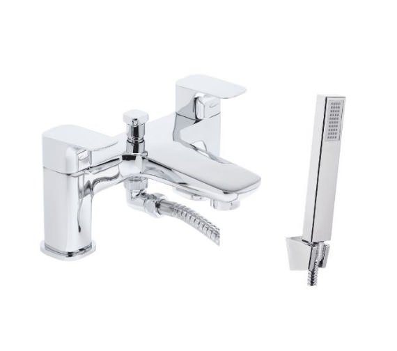 Tavistock Signal Bath Shower Mixer Tap And Handset