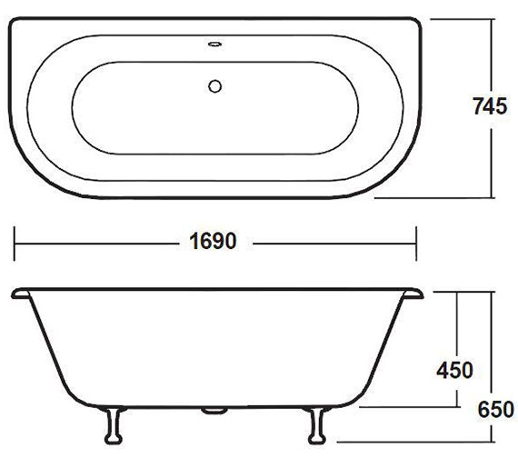 Technical drawing QS-V14389 / RE1701C2