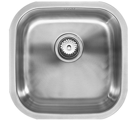 1810 Company Etrouno 400U 1.0 Bowl Undermount Sink