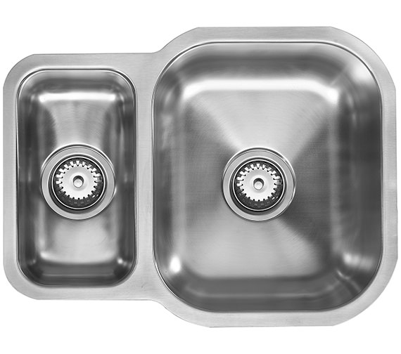 1810 Company Etroduo 589-450U REV 1.5 Bowl Undermount Sink
