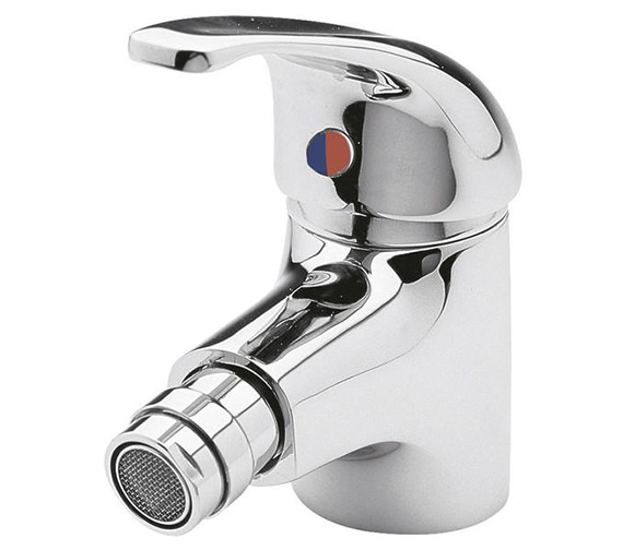 Lauren Eon Classic Mono Bidet Mixer Tap With Pop-Up Waste