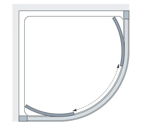 Technical drawing QS-V86246 / 8HR080 + 8HRDG 05