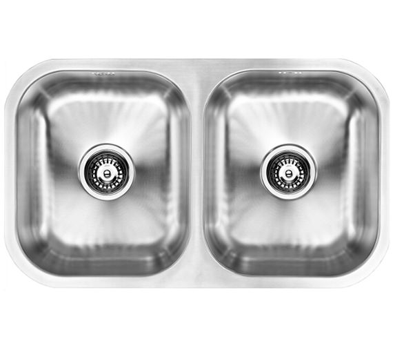 1810 Company Etroduo 340-340U 2.0 Bowl Kitchen Sink