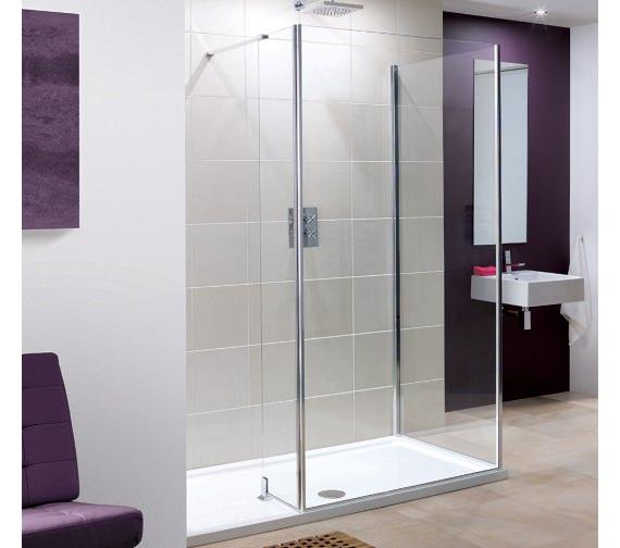 Lakes Coastline Andora Or Rhodes Walk-In Shower Panel 1350 x 2000mm
