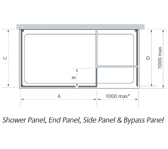 Technical drawing QS-V83898 / LK814-070S