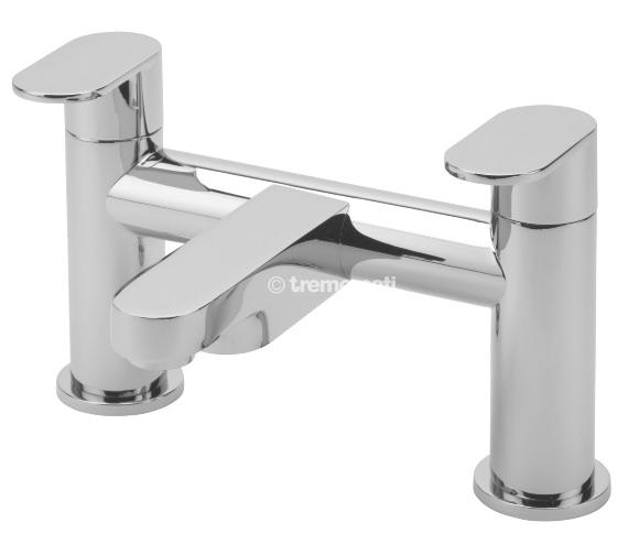 Tre Mercati Geco Pillar Bath Filler Tap