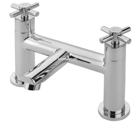 Tre Mercati Erin Pillar Bath Filler Tap
