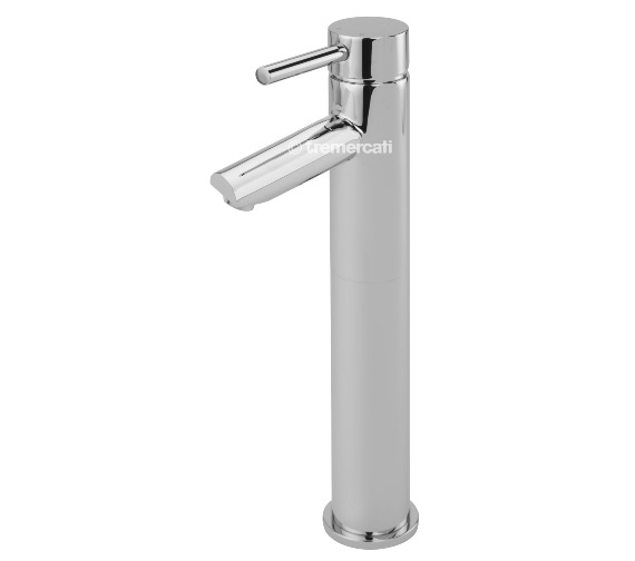 Tre Mercati Poppy Extended Mono Basin Mixer Tap With Click Clack Waste