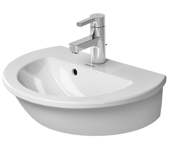 Duravit Darling New 470 x 350mm Handrinse Basin With Overflow