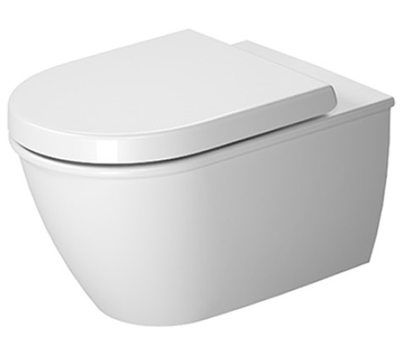 Duravit Darling New 370 x 540mm Wall Mounted Toilet