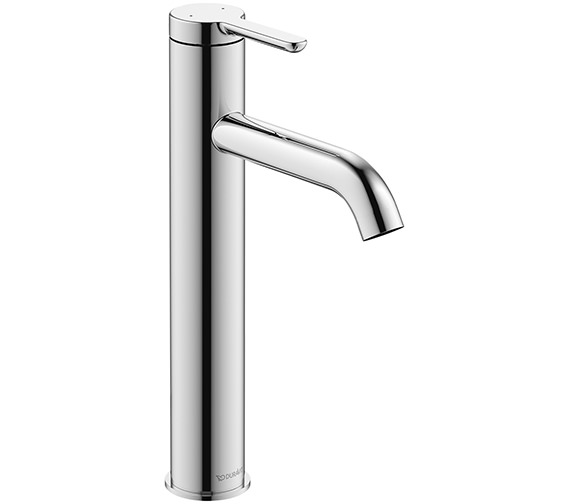 Additional image of Duravit C.1 Single Lever 155mm Height Basin Mixer Tap