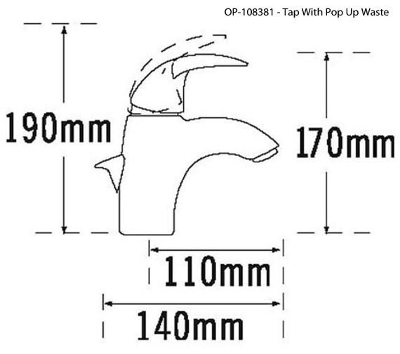 Technical drawing QS-V31379 / 65065