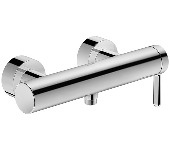 Duravit C.1 Single Lever Exposed Manual Bar Shower Mixer Valve