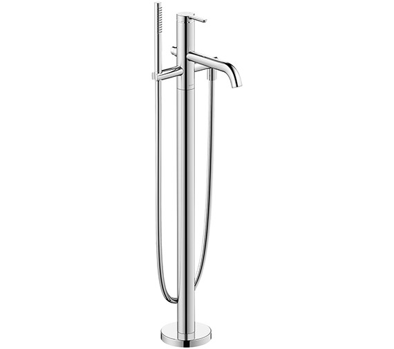 Duravit C.1 Free standing Bath Mixer Tap With Handset Kit