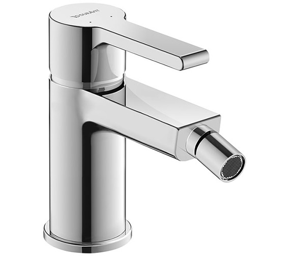 Duravit B.2 Single Lever Bidet Mixer Tap With Pop-Up Waste Set