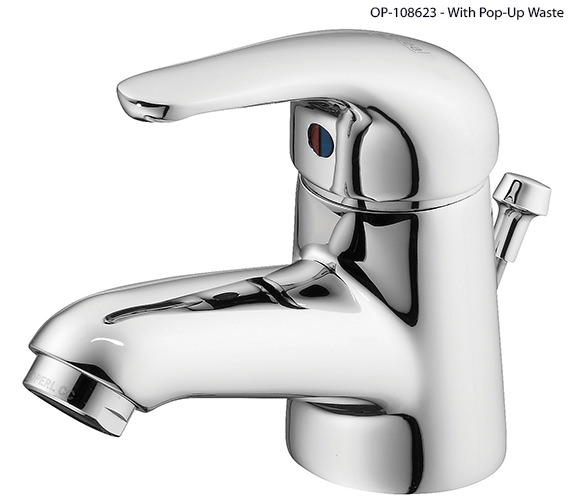 Additional image of Ideal Standard Opus Single Lever Basin Mixer Tap Without Waste