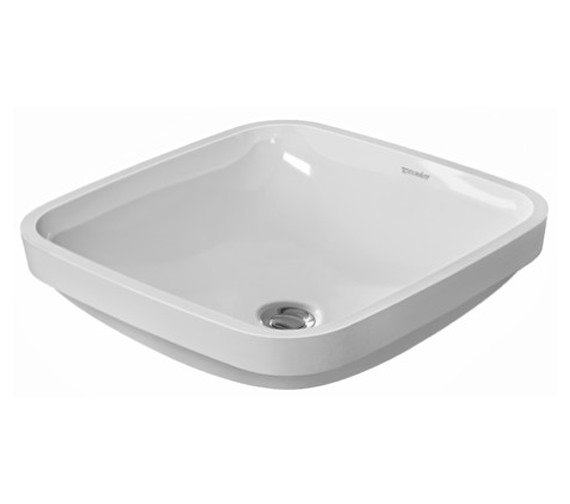 Duravit DuraStyle 400mm Undercounter Ground Vanity Basin