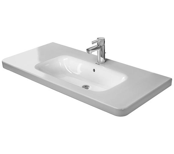 Duravit DuraStyle 1000 x 480mm 1 TH Furniture Washbasin With Overflow