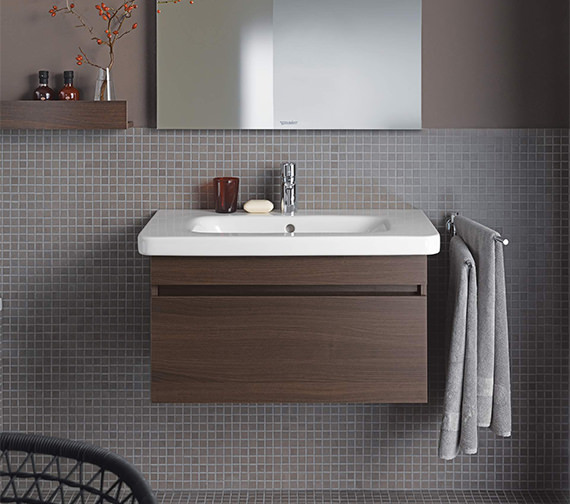 Duravit DuraStyle 800 x 480mm 1 TH Furniture Washbasin With Overflow