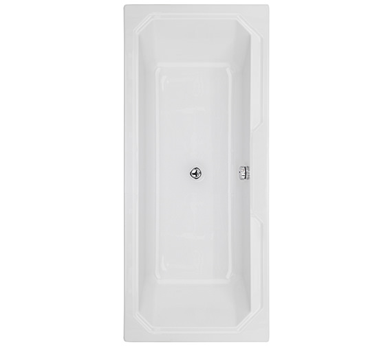 Premier Ascott 1800 x 800mm Double Ended Acrylic Bath