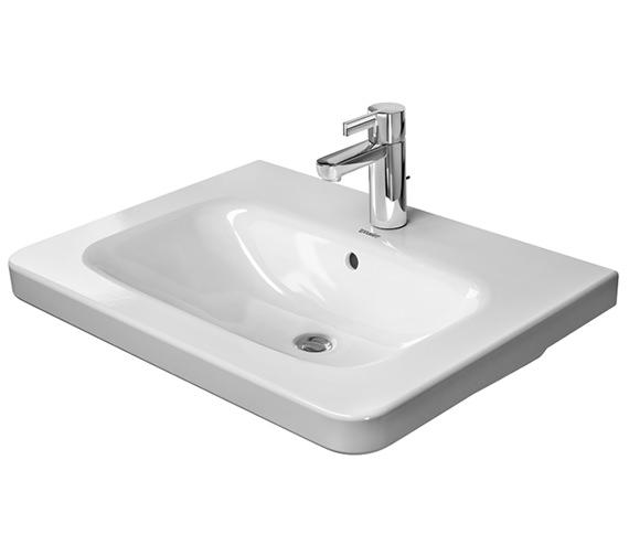 Duravit DuraStyle 650 x 480mm 1 TH Furniture Washbasin With Overflow