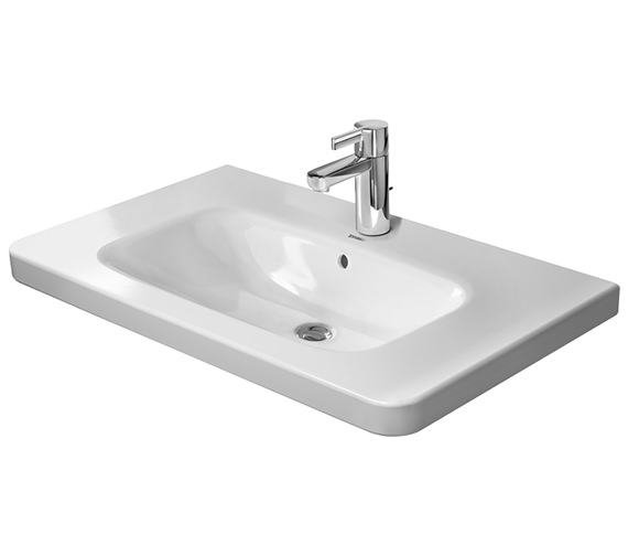 Duravit DuraStyle 800 x 480mm 1 TH Furniture Washbasin With Overflow