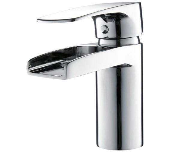 Mayfair Ohio Open Spout Mono Bath Filler Tap Chrome