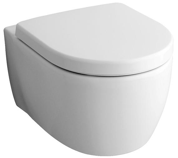 Geberit iCon Wall Hung Washdown WC Pan 530mm
