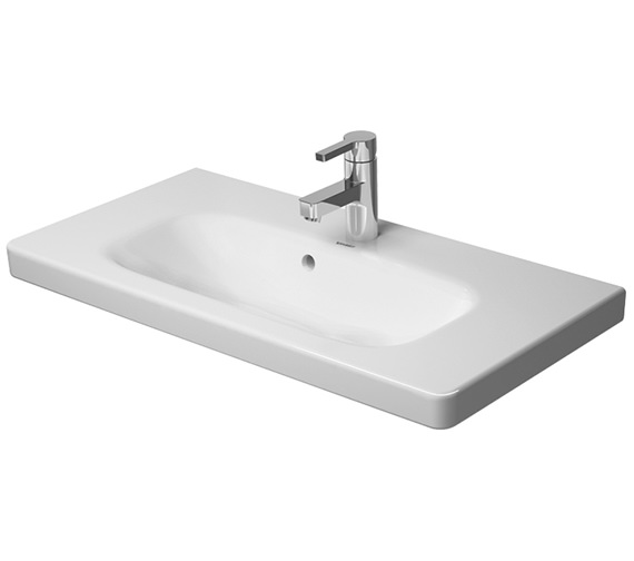 Duravit DuraStyle 785 x 400mm Compact Furniture Washbasin