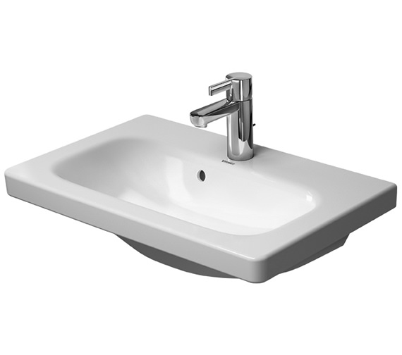 Duravit DuraStyle 635 x 400mm Compact Furniture Washbasin