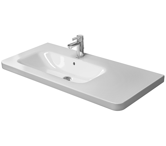 Duravit DuraStyle 1000 x 480mm Asymmetric Left Bowl Furniture Basin