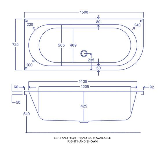 Technical drawing QS-V39539 / Q4-02211