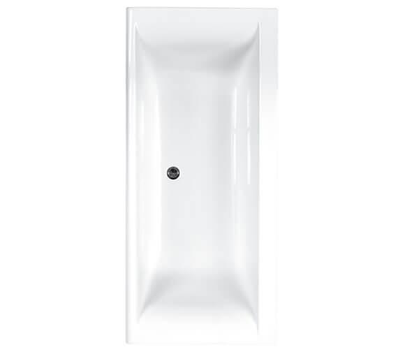 Carron Haiku Double Ended 5mm Acrylic Bath 1700 x 800mm