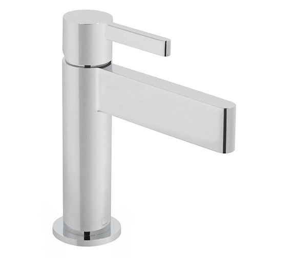 Vado Edit Mono Basin Mixer Tap Without Waste