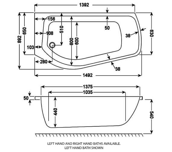 Technical drawing QS-V13853 / Q4-02467