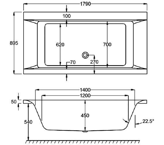 Technical drawing QS-V19638 / Q4-02098
