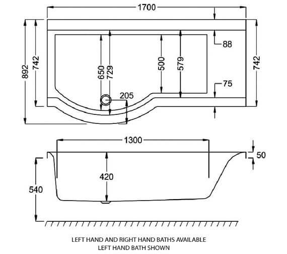 Technical drawing QS-V18911 / Q4-02369